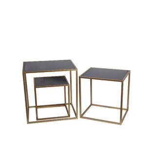 Sheredan 3 Piece Nesting Table..