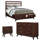 Fontainbleau Platform Configurable Bedroom Set by Ivy Bronx