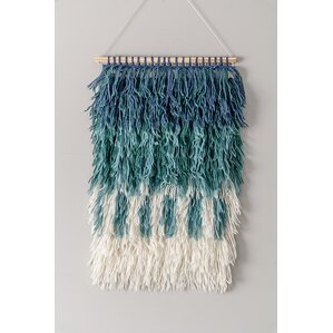 Woven Wall Hanging hand woven tapestries you'll love | wayfair