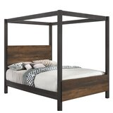 Neuman Canopy Bed by Union Rustic