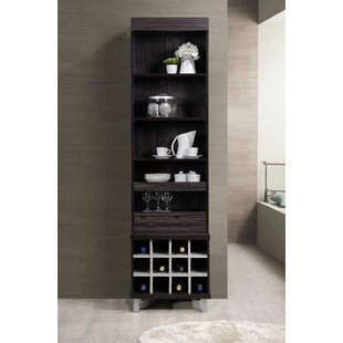 Liptak Standing 12 Bottle Floor Wine Rack..