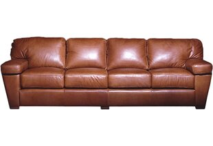 Prescott Leather Sofa Omnia Leather
