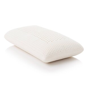 Talalay Plush Latex Queen Bed Pillow