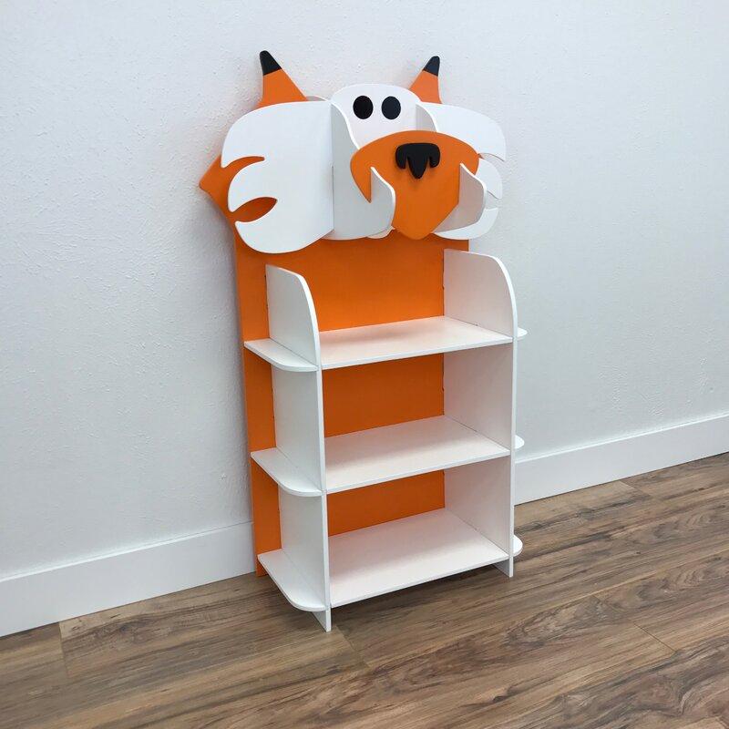 Hibbitts Friendly Fox Toddler 38 Bookcase