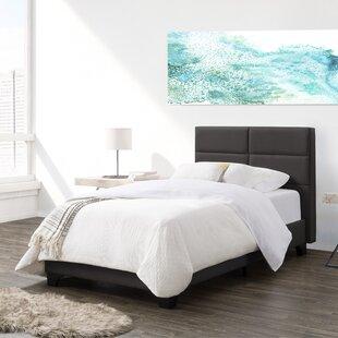 Cortese Rectangle Upholstered Platform Bed by Brayden Studio