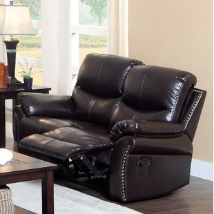 Online Reviews Piccadilly Reclining Loveseat by Darby Home Co Reviews (2019) & Buyer's Guide