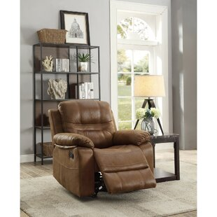 Eidson Manual Rocker Recliner