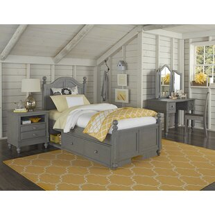 Nickelsville Panel Bed
