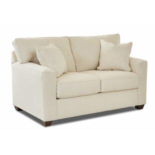 Lesley Loveseat by Wayfair Custom Upholst..