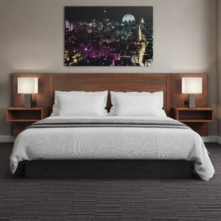 Wood King Panel Headboard by Samuel Lawrence Hospitality