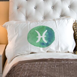 Pisces Pillow Case