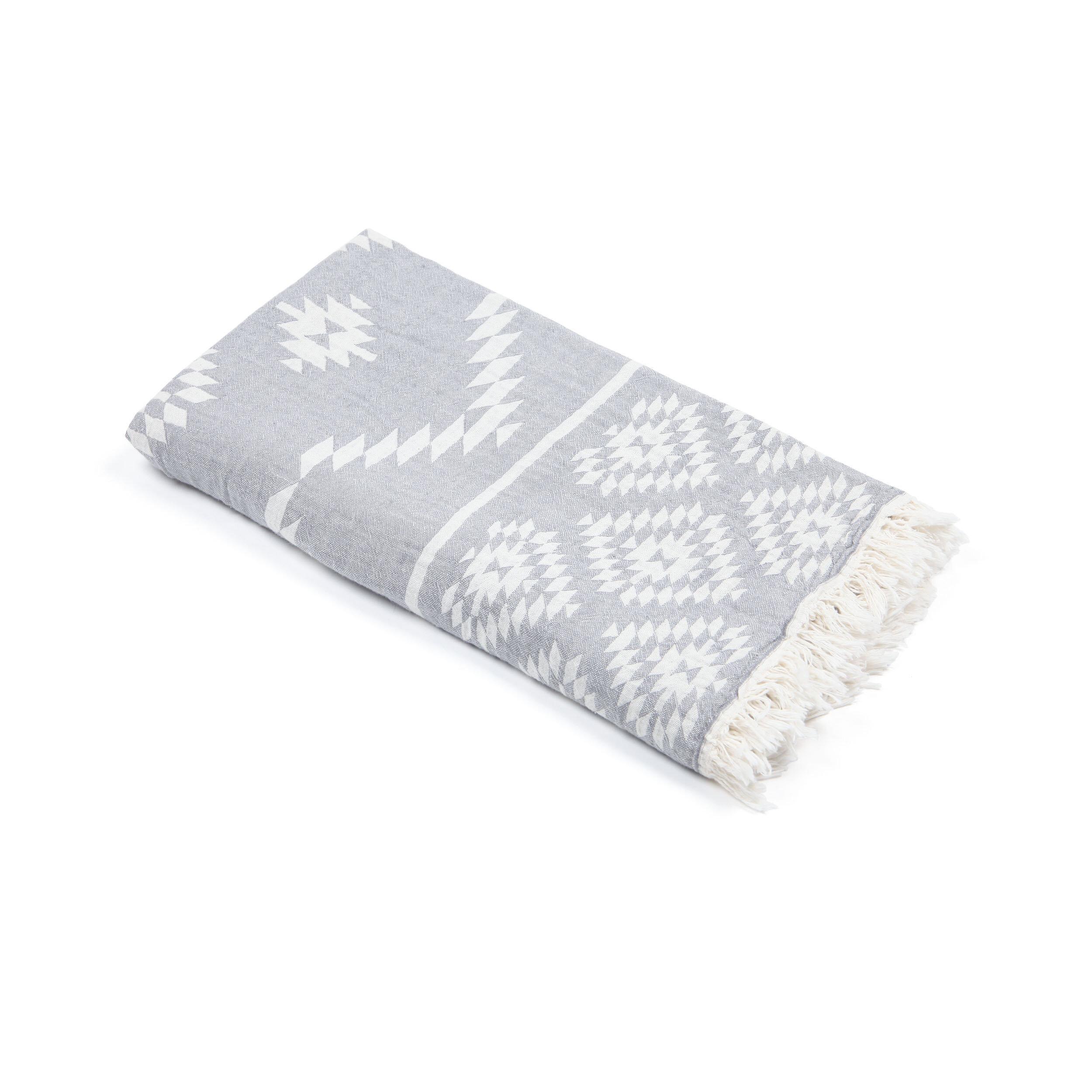 Union Rustic Malden Turkish Cotton Bath Towel Reviews Wayfair