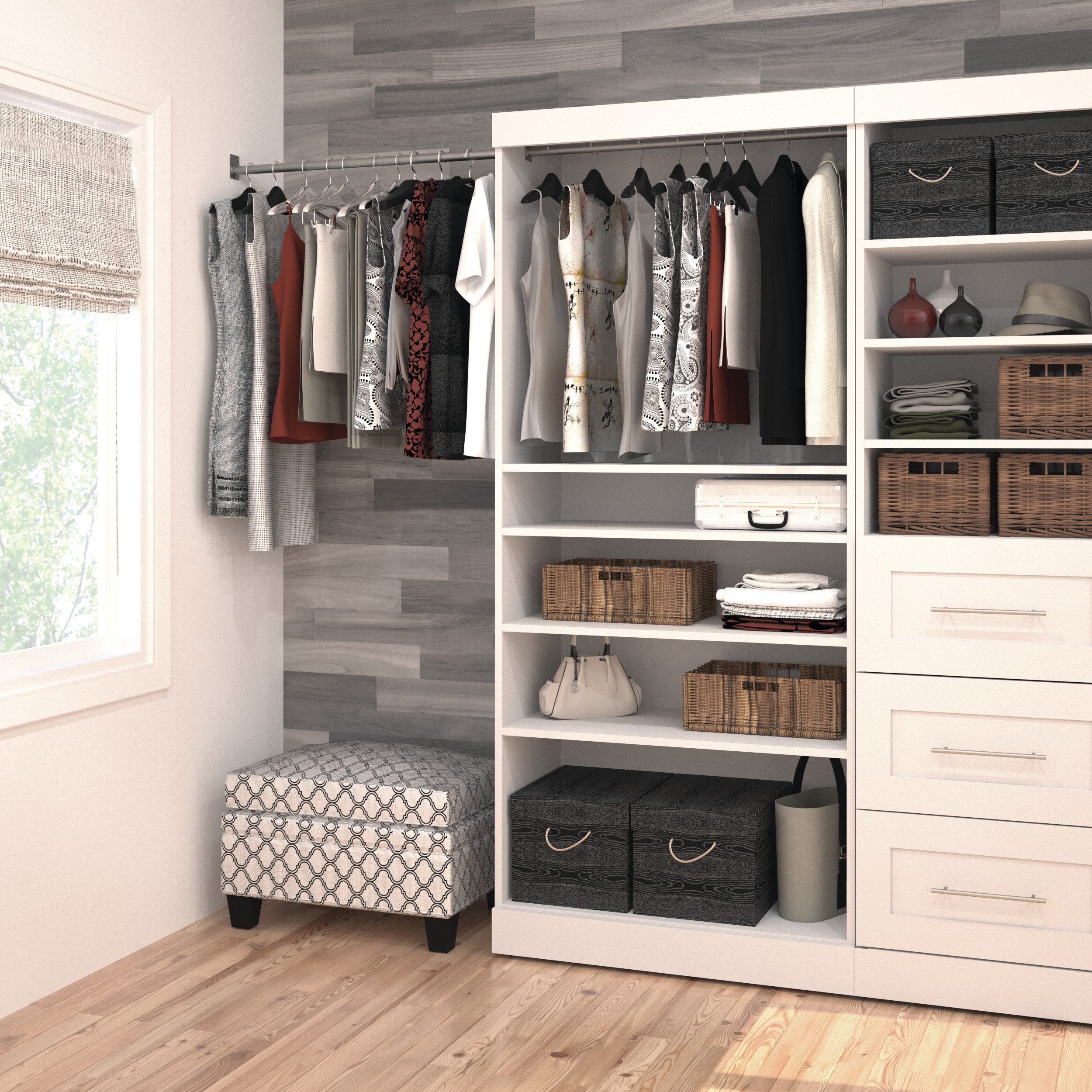 wall walk extra for buy the of storage where designing inserts near concepts to drawers stores have full ideas wardrobe modules organizer room space size systems how me your in closets shelving bedroom closet laundry mounted dreams