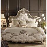 Sanctuary Upholstered Standard Panel Bed by Hooker Furniture