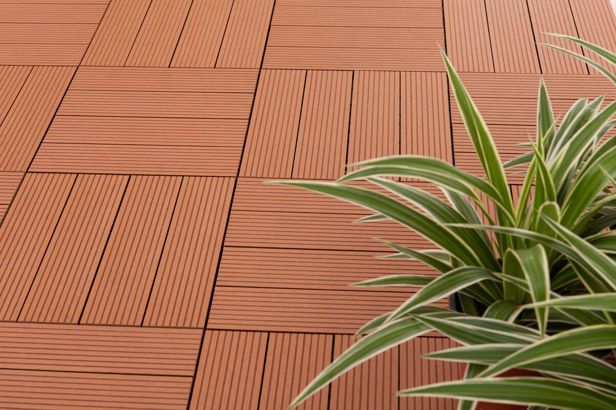 The Advantages Of Interlocking Deck Tiles