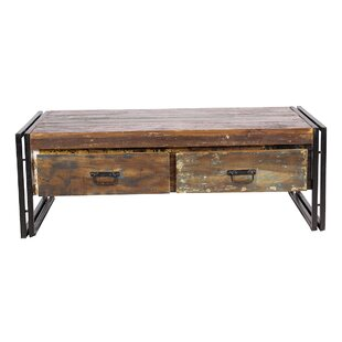 Lily Coffee Table Millwood Pines