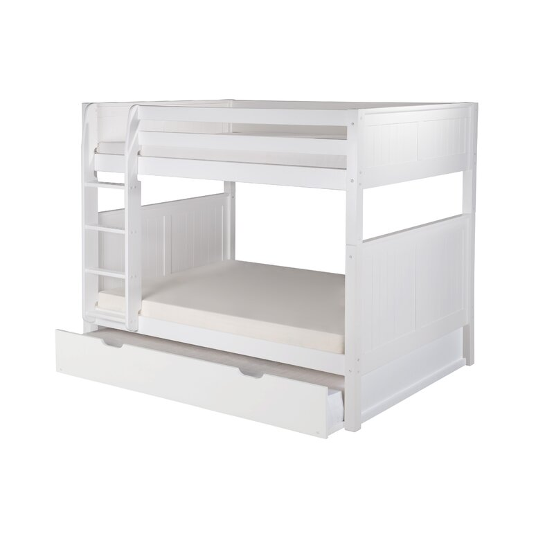16dcac06416 Viv + Rae Amani Full Over Full Bunk Bed with Trundle   Reviews