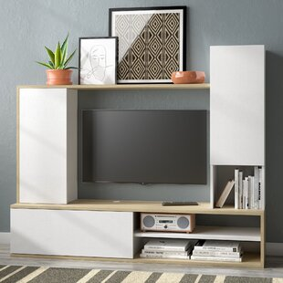 Adhafera Entertainment Unit For TVs Up To 50