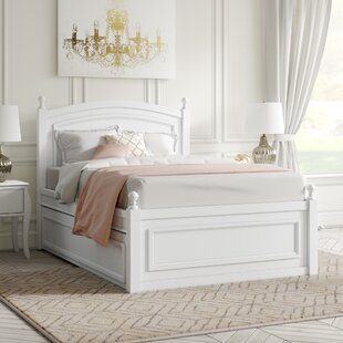 Find Onna Full Platform Bed with Trundle by Harriet Bee Reviews (2019) & Buyer's Guide