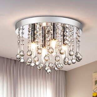 Rosdorf Park Flush Mount Lighting You Ll Love In 2021 Wayfair