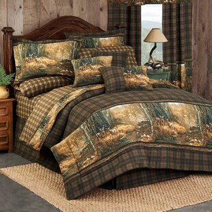 Taliaferro Cotton 4 Piece Comforter Set