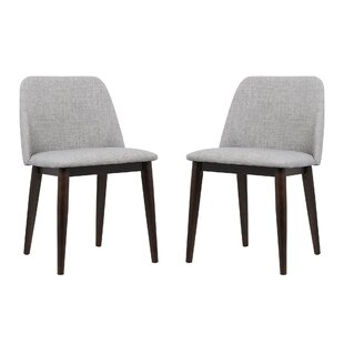Hettie Contemporary Side Chair (Set of 2)..