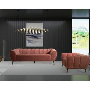 Sybel Configurable Living Room Set by Brayden Studio