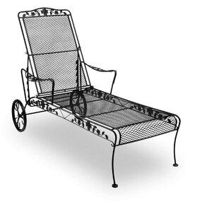Fleur De Lis Living Altieri Chaise Lounge