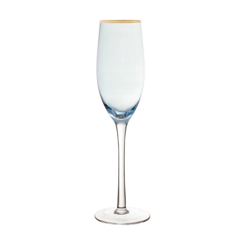 Morena 15 Oz Glass Flute Joss Main