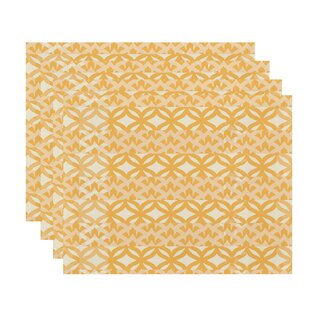 Harriet Simple Placemat (Set of 4)