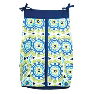 Comparison Solar Flair Diaper Stacker By Trend Lab