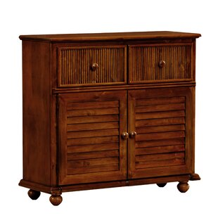 Deke 2 Drawer 2 Door Accent Cabinet by Bayou Breeze