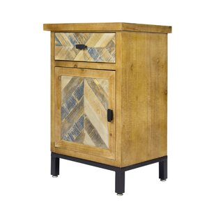Dev 1 Door Accent Cabinet by Union Rustic