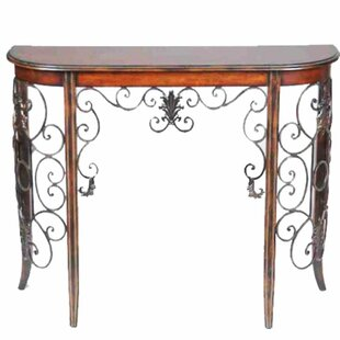 Zyana Console Table by Fleur De Lis Living