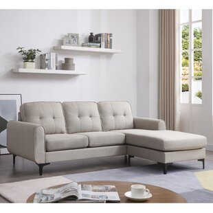 Fennimore Reversible Sectional