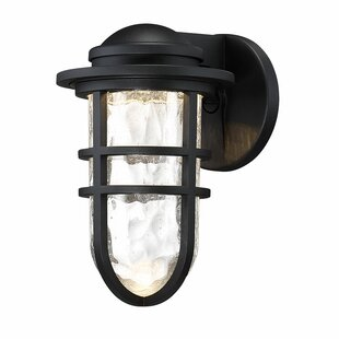 17 Stories Taraval LED Outdoor Bulkhead Light