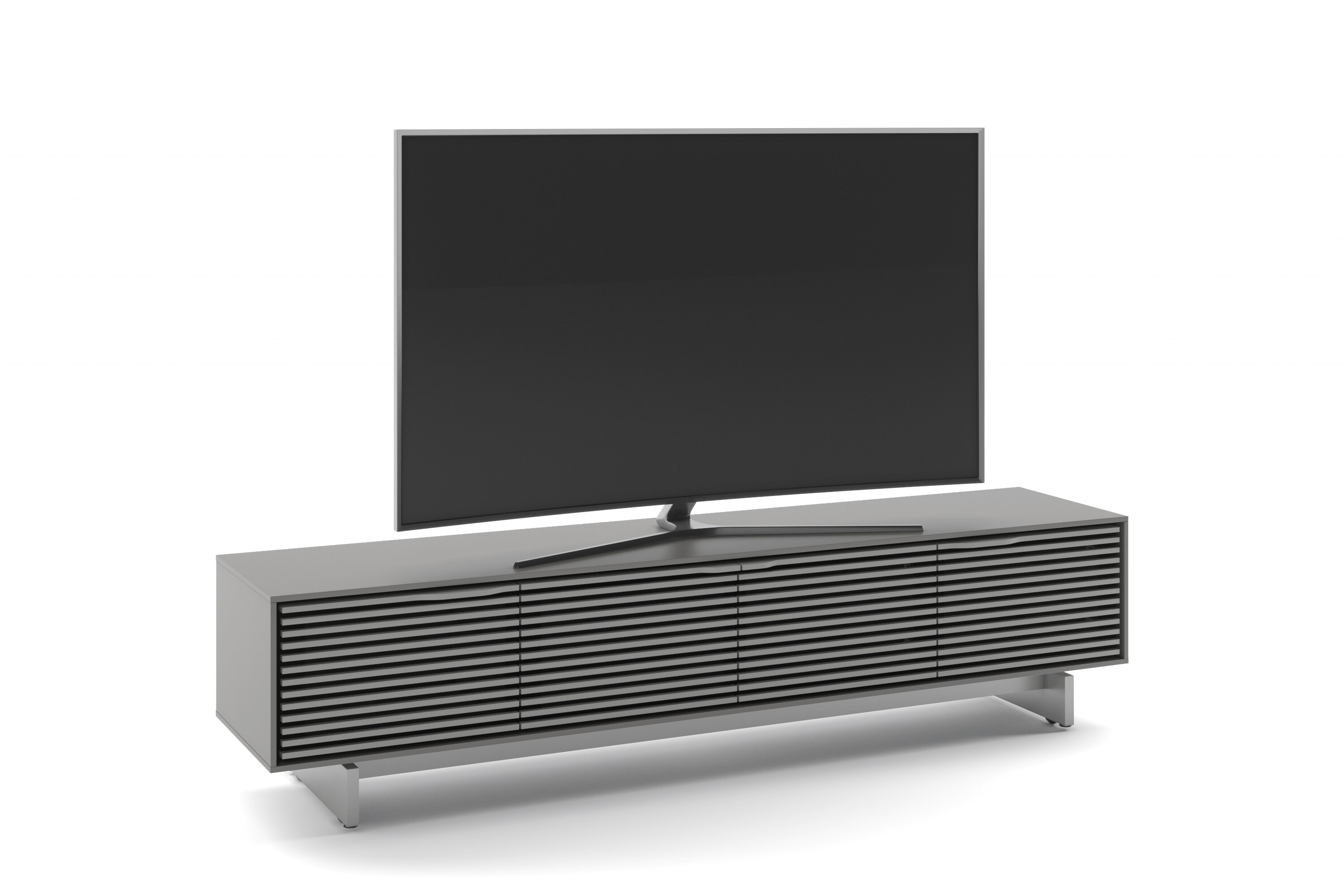 Bdi Usa Align Solid Wood Tv Stand For Tvs Up To 85 Wayfair