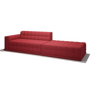 Inexpensive Bump Bump One Arm Sofa with Chaise by TrueModern Reviews (2019) & Buyer's Guide