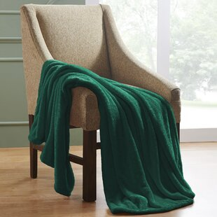 Geoff Velvety Fleece Blanket