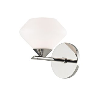Humes 1-Light Bath Sconce by Wrought Studio