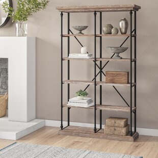Celestia Etagere Bookcase