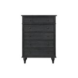 Pinero 5 Drawer Chest by Canora Grey