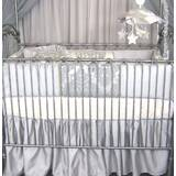 Sterling 4 Piece Crib Bedding Set by Blueberrie Kids
