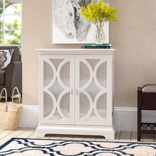 Harrison Mirrored 2 Door Accent Chest by Charlton Home