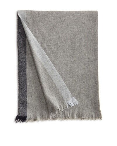 Border Cashmere Throw