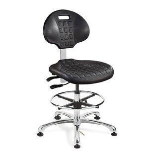 Everlast Ergonomic Drafting Chair by BEVCO