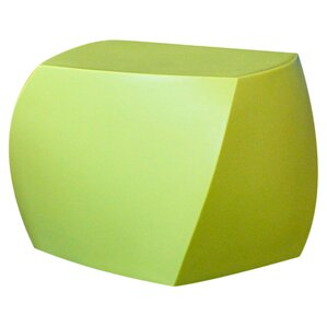 Frank Gehry Left Twist Ottoman by Heller