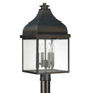 Westridge Outdoor 4-Light Lantern Head