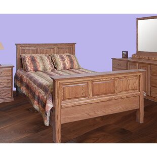 Askins King Panel Configurable Bedroom Set by Millwood Pines New