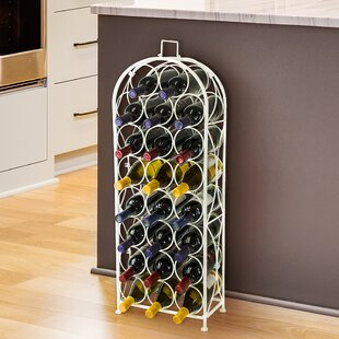 Roxann 23 Bottle Floor Wine Rack by Canor..